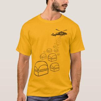 T-shirt Hélicoptère de Krystal