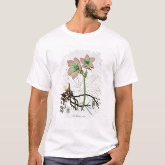 "T-shirt Helleborus Niger de ""Phytographie Medicale"" par J"