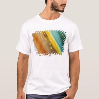 T-shirt Hémisphère nord de Saturn