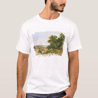 T-shirt Henley sur la Tamise