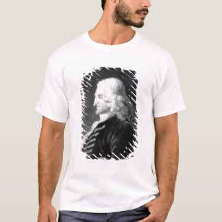 T-shirt Henry Fielding a gravé par Samuel Freeman
