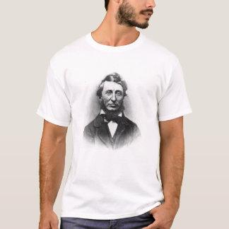 T-shirt Henry Thoreau