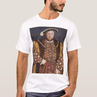 T-shirt Henry VIII