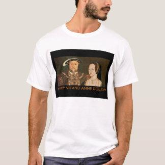 T-shirt Henry VIII et Anne Boleyn