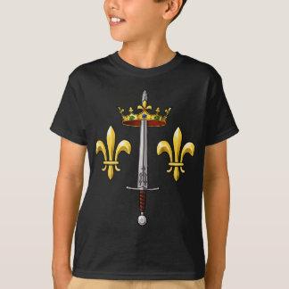 T-shirt Héraldique de Jeanne d'Arc Jeanne D'Arc
