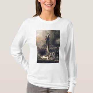 T-shirt Hercule et l'hydre de Lernaean