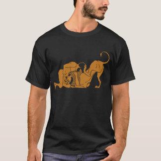 T-shirt HERCULE et LION