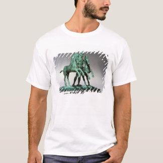 T-shirt Hercule soumettant les chevaux de Diomedes,