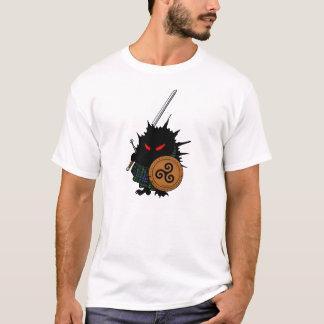 T-shirt Hérisson des montagnes avec l'épée de claymore