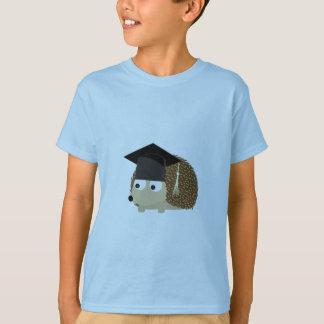 T-shirt Hérisson d'obtention du diplôme
