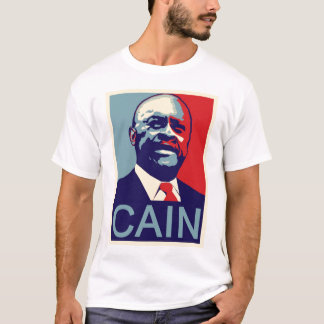T-shirt Herman Caïn