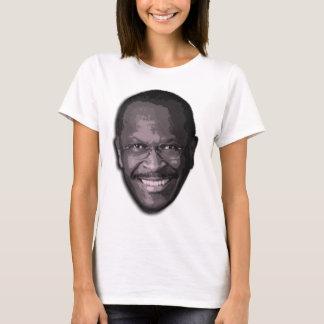 T-shirt Herman Caïn peut !