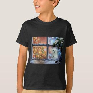 T-shirt Hermes le maltais