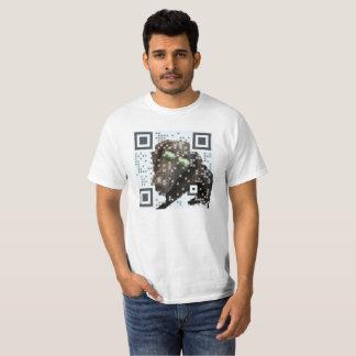 T-shirt Hermes QR-Code