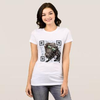 T-shirt Hermes QR-Code Shirt