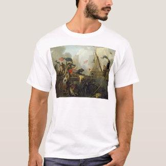 T-shirt Héroisme de l'équipage de 'Le Vengeur du Peuple