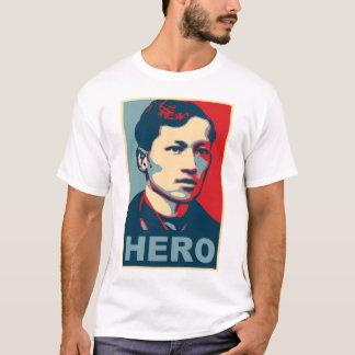 T-shirt Héros de Jose Rizal