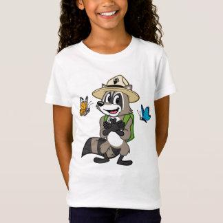 T-Shirt Héros de papillon de Rick | de garde forestière -