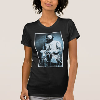 T-shirt Héros général de J.E.B. Stuart Confederate