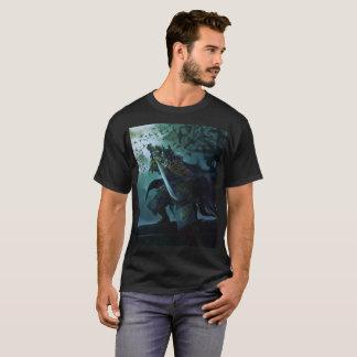 T-shirt héros samouraï