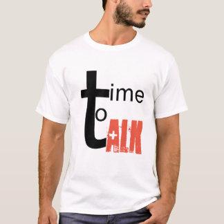 T-shirt Heure de parler