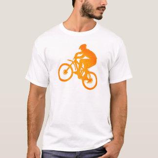 T-shirt Heures normales des Rocheuses de vélo