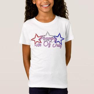 T-Shirt Heureux 4 juillet