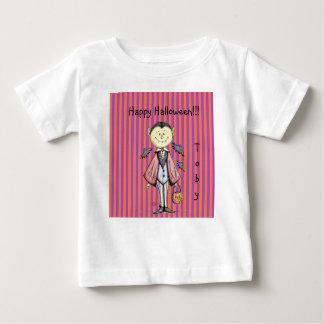 T-shirt heureux de bébé de vampire de Dracula de