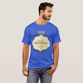 T-shirt heureux de Hanoukka