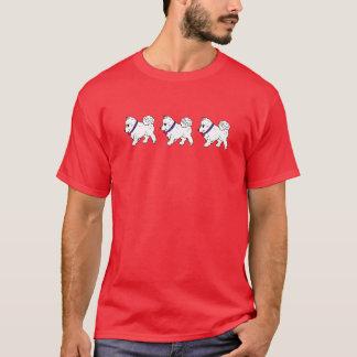 T-shirt Heureux le Sammy