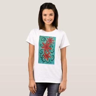 T-shirt heureux simple