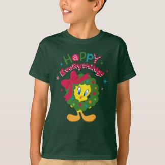 T-shirt Heureux tout