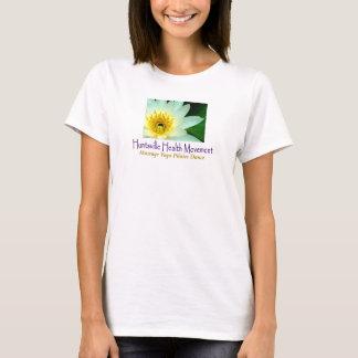 "T-shirt HHM ""Asana Lilly central """