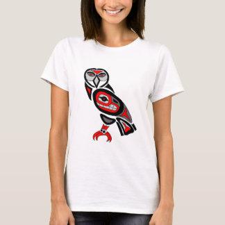 T-shirt Hibou 2014 de Haida