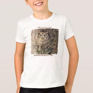 T-shirt Hibou de cri strident oriental