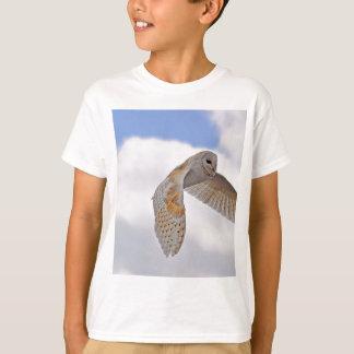 T-shirt Hibou de grange