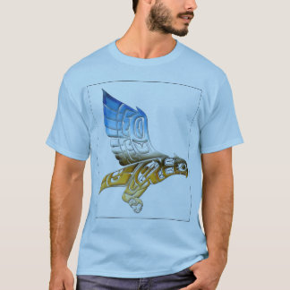 T-shirt Hibou de Haida