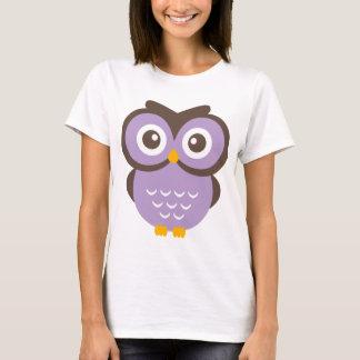 T-shirt Hibou de Lavendar