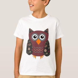 T-shirt Hibou Desarae de concepteur