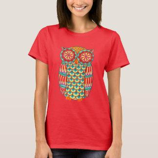 T-shirt Hibou génial
