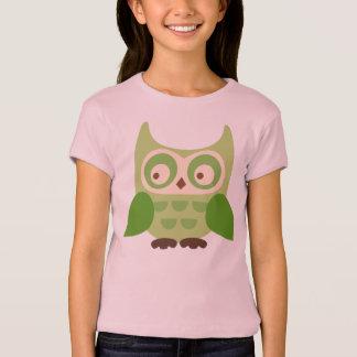 T-shirt Hiboux mignons