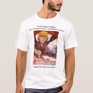 """T-shirt """"Hidalgo"""" Jose Clemente Orozco de Miguel"""