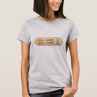 T-shirt HieroglyphicI des femmes voient U T