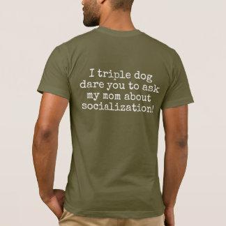 T-shirt hilare de Homeschool pendant des ados