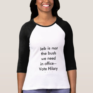 T-shirt Hilary 2016