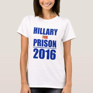 T-shirt Hillary 2016