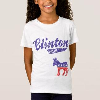 T-Shirt Hillary Clinton 2016 Démocrate sportifs