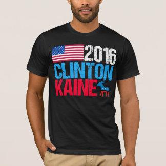 T-shirt Hillary Clinton 2016 Tim Kaine