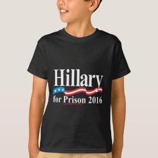 T-shirt Hillary Clinton contre Donald Trump