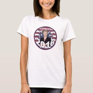 T-shirt Hillary Clinton pour le président 2016